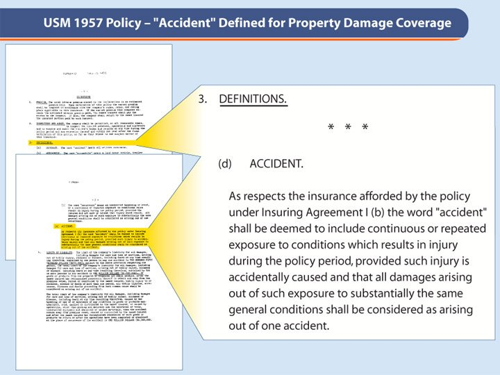 policy language pull quote document call-out legal graphic