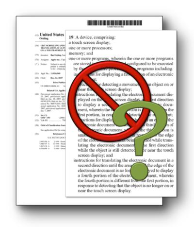 apple samsung litigation consultants patent reexam