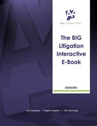 Big Litigation Interactive ebook A2L