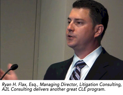 cle a2l litigation consultants webinar