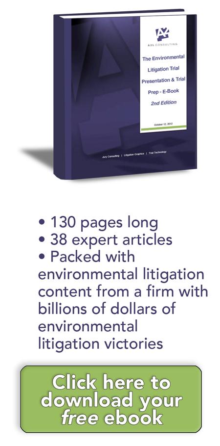 environmental litigation trial presentation trial prep ebook a2l