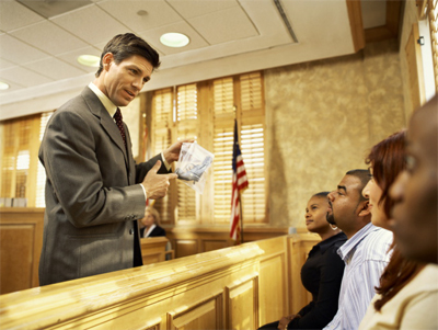 litigation consultants assist opening closing statements