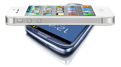 patent litigation graphics apple samsung evidence trial
