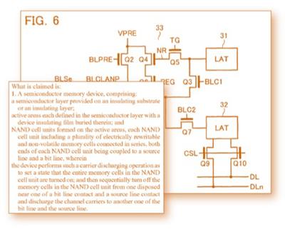 patent litigation litigation graphics design patents