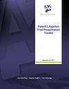 patent litigation trial presentation