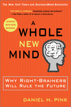 Daniel Pink Whole New Mind Animators at Law Trial Consulting