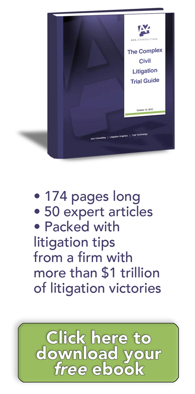 a2l consultants complex civil litigation trial guide