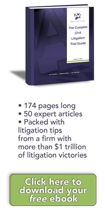 a2l consultants complex civil litigation trial guide