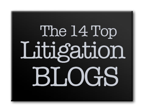 top litigation blogs blawgs for litigators litigation support
