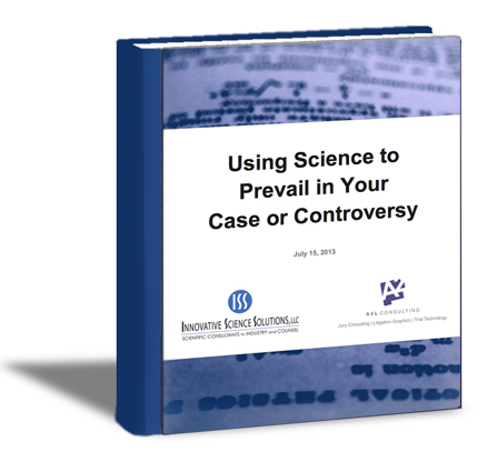 using science to win in litigation