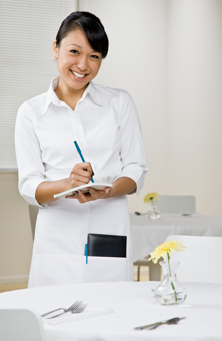 customer service lessons from waitress waiters servers for litigation support