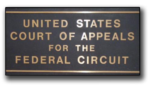 federal circuit appeals patent dc mock support argument
