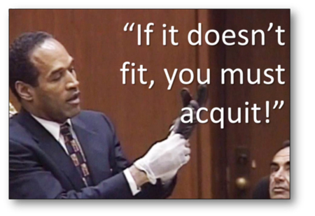 if the glove does not fit oj simpson jury consultants