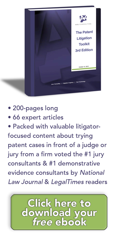 patent litigation toolkit ebook 3rd edition a2l consulting