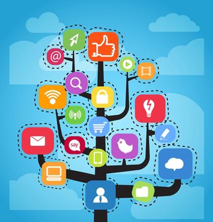 social media for lawyers litigators litigation support