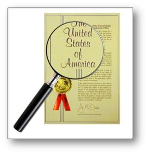 patent law litigation graphics
