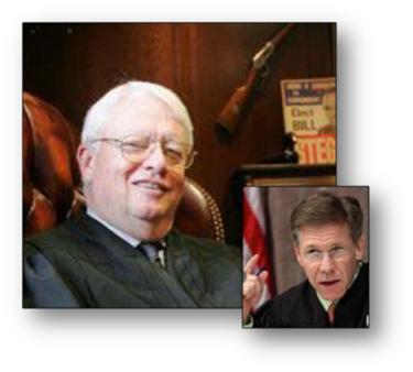 patent litigation trial graphics