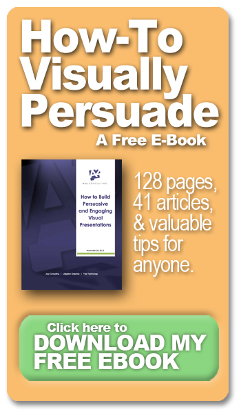 how to persuade visually persuasion ebook