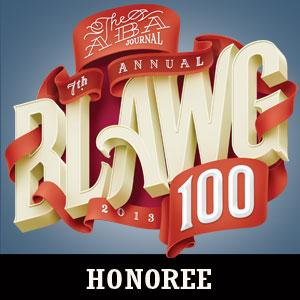 ABA top 100 blogs 2013 blawgs american bar association