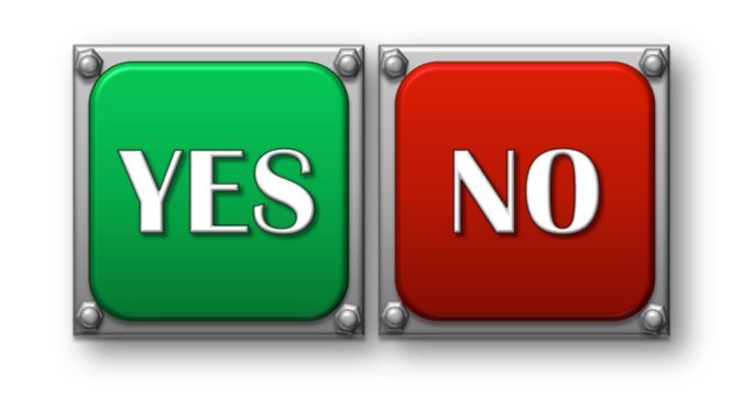yes no answers direct cross examination questions