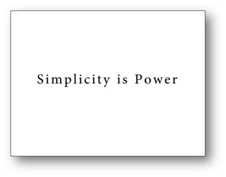 simplicity power mock trial jury consultants