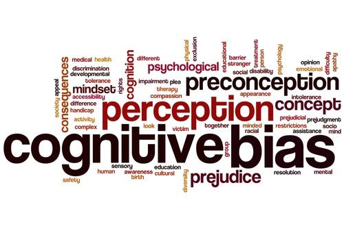 juror bias confirmation bias availability bias cognitive bias
