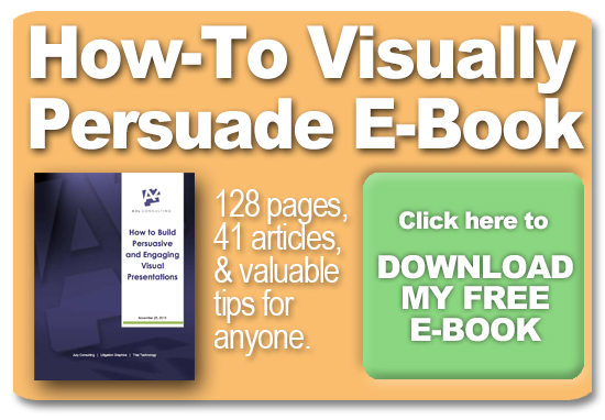 how to persuade visually arguments persuasive graphics