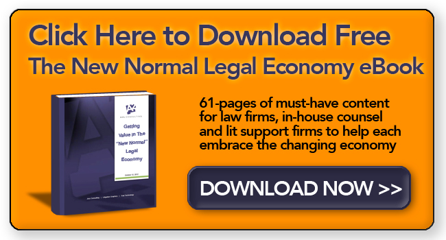 getting value new normal legal economy inhouse counsel lit support