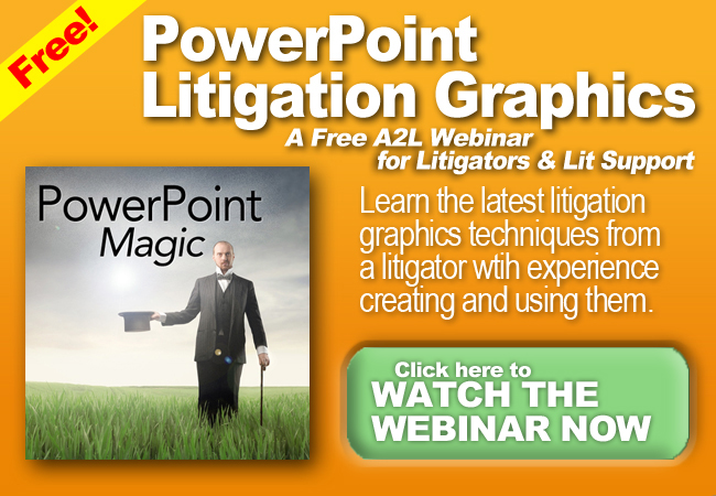 powerpoint litigation graphics consultants