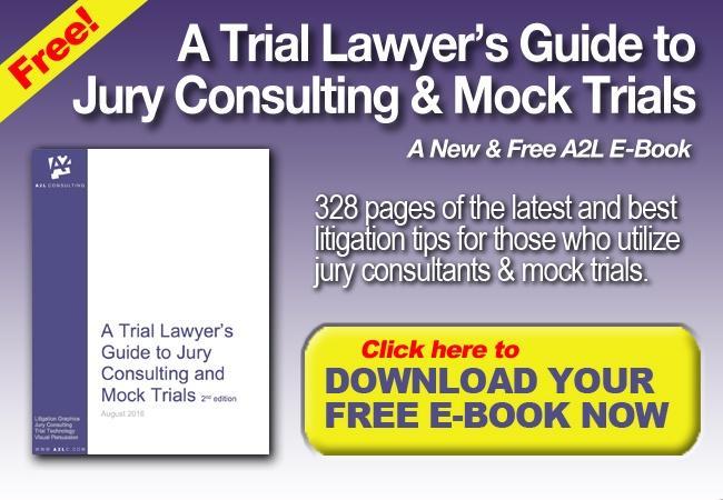 trial consultants unfair advantage